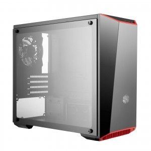 Masterbox Tempered Glass