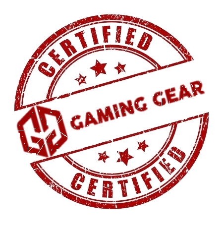 logo certified gaming gear