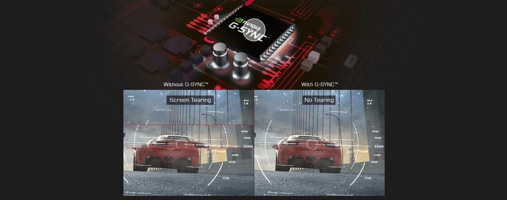 écran asus pg279q nvidia g-sync