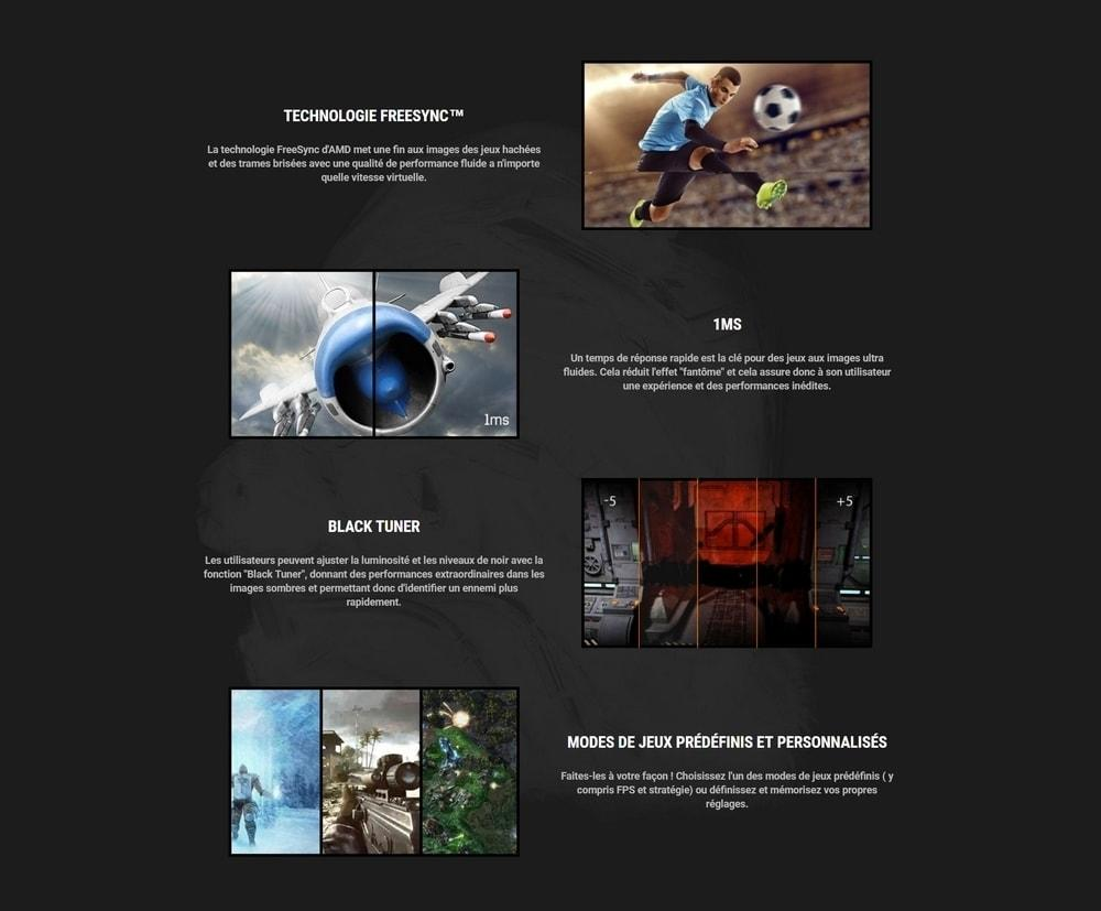 écran iiyama technologies hd