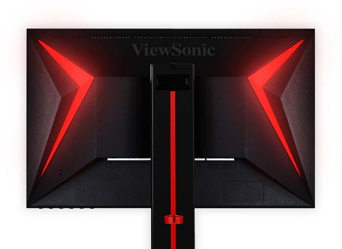 écran viewsonic xg2402 lighting