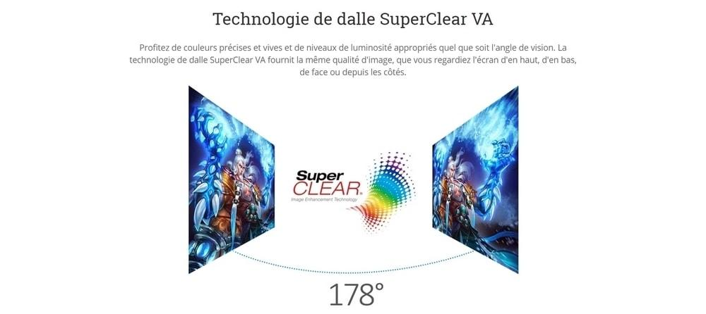écran viewsonic xg3202-c superclear