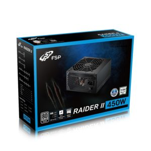 alimentation fsp raider II 450w