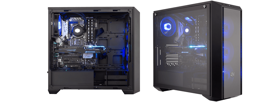 boitier cooler master masterbox pro 5 rgb banner