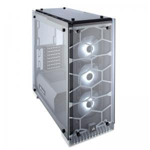 boitier corsair Crystal 570X RGB - Blanc