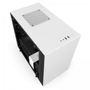 boitier nzxt NZXT H200i Blanc-Noir