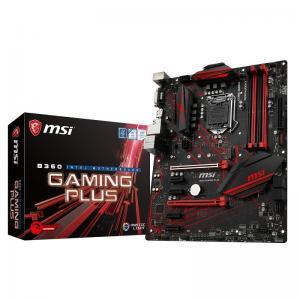 carte mère msi b360 gaming plus