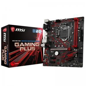 carte mère msi b360m gaming plus