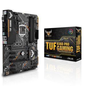 carte mere asus tuf b360-pro gaming