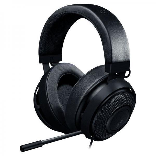 casque Kraken Pro v2 Oval Noir