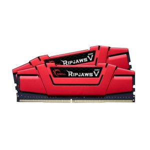 memoire gskill ripjaws V Series Rouge 16Go (2 x 8Go) DDR4 2400MHz CL15 V Series Rouge 16Go (2 x 8Go) DDR4 2666MHz CL15 V Series Rouge 8Go (2 x 4Go) DDR4 2400MHz CL15
