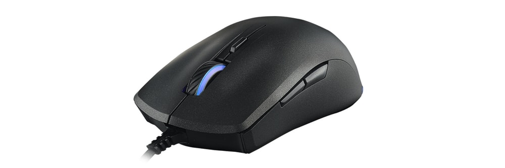 souris cooler master mastermouse s banner