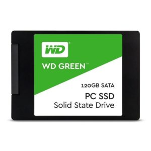 ssd western digital green 120go