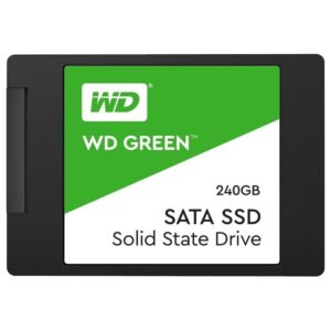 ssd western digital green 240go
