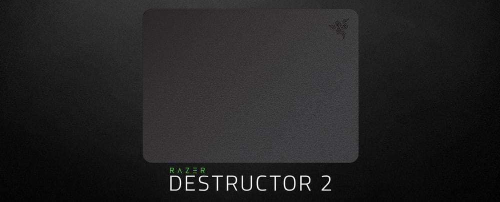 tapis de souris razer destructor 2 banner