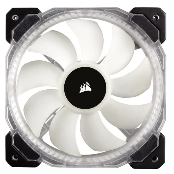 ventilateur corsair hd120 rgb led high performance