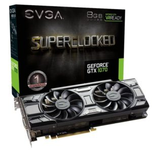 cgu evga geforce gtx 1070 sc gaming black edition 8go
