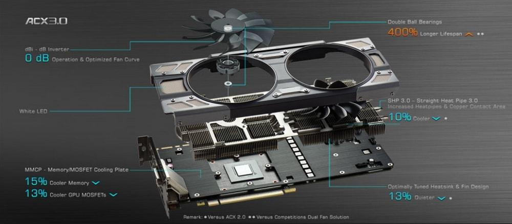 cgu evga geforce gtx 1070 sc gaming black edition 8go details
