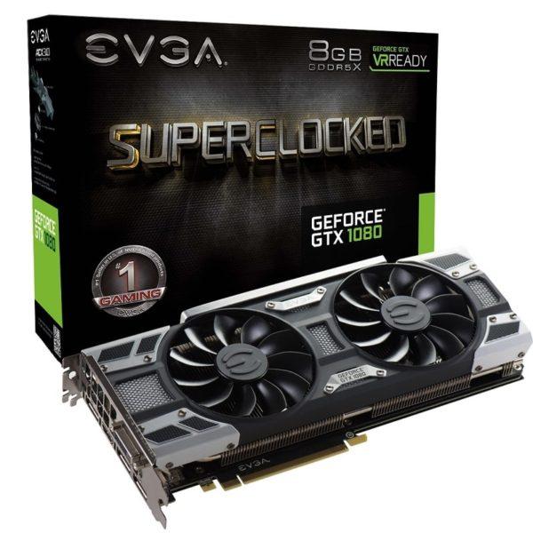cgu evga geforce gtx 1080 superclocked gaming 8go