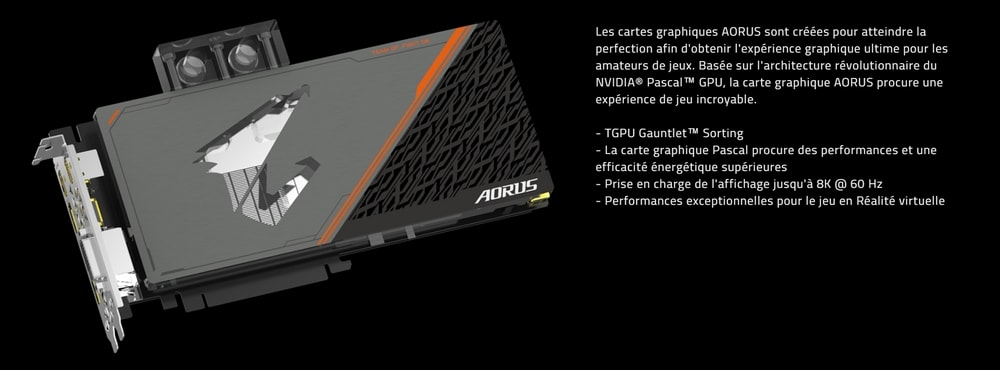 cgu gigabyte aorus geforce gtx 1080 ti waterforce 11go wb xtreme edition banner