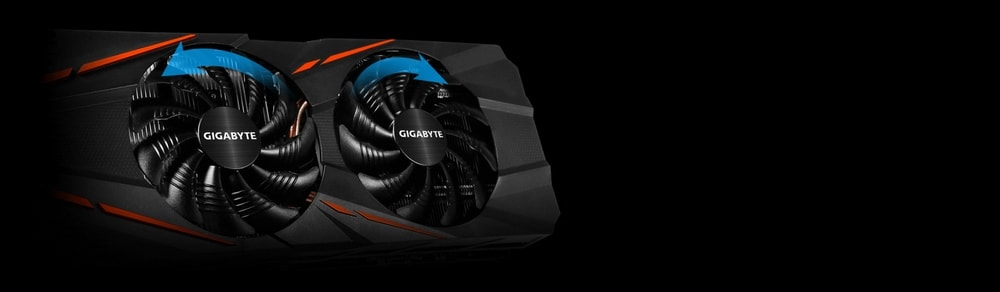 cgu gigabyte geforce gtx 1060 g1 gaming ventilateur 2