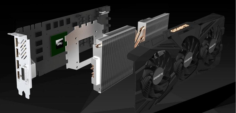 cgu gigabyte geforce gtx 1080 ti gaming oc black 11go details