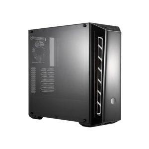boitier cooler master masterbox mb520 noir-blanc