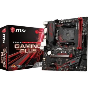 carte mere msi b450m gaming plus