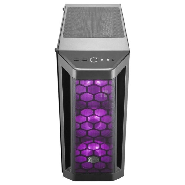 boitier cooler master masterbox mb511 rgb