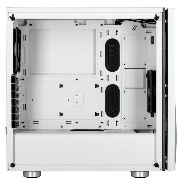 boitier corsair carbide spec-06 rgb tg blanc
