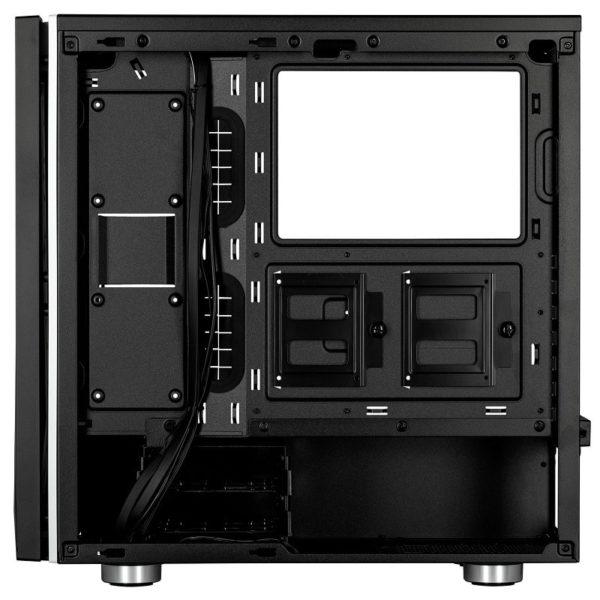 boitier corsair carbide spec-06 rgb tg noir
