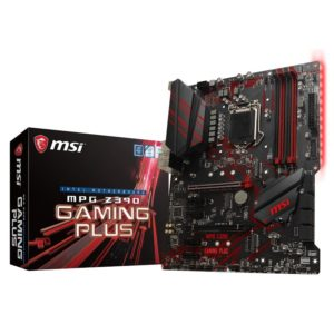 carte mere msi mpg z390 gaming plus