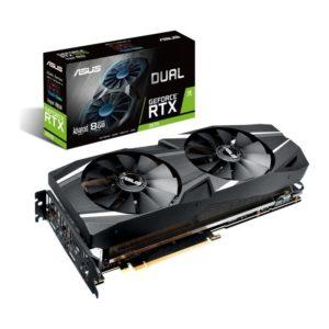 Asus GeForce RTX 2070 Dual OC 8Go (DUAL-RTX2070-8G)